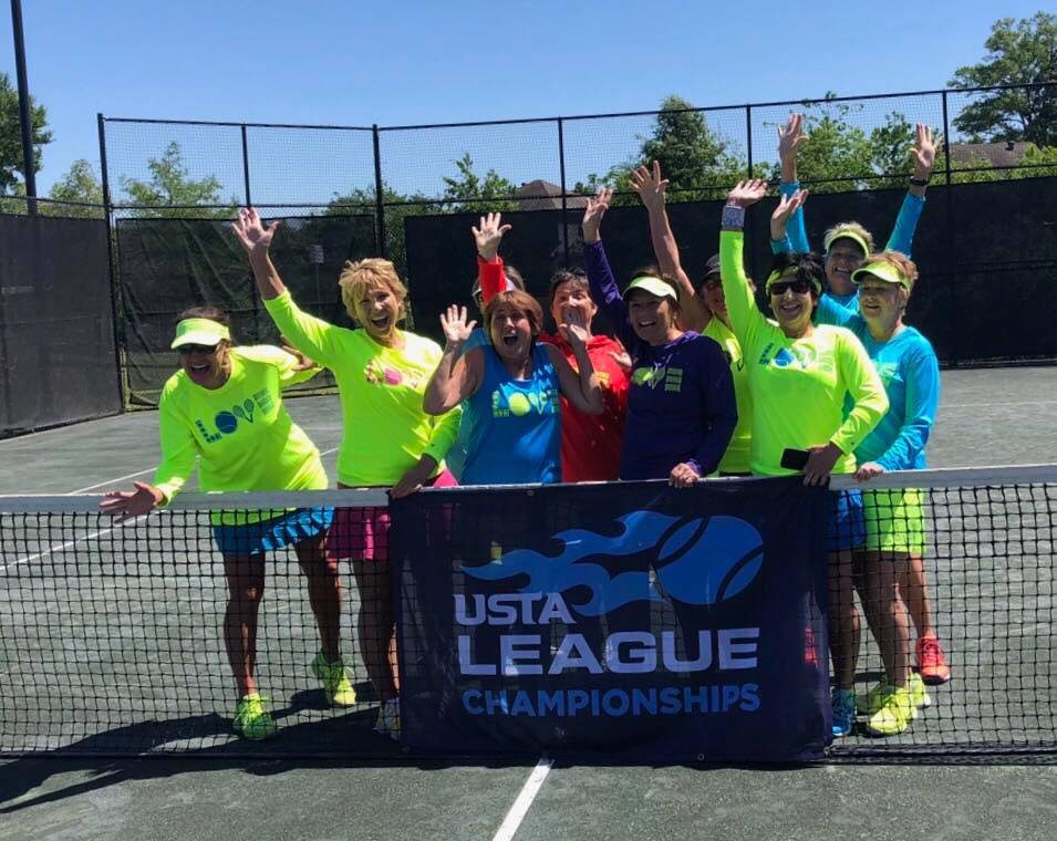 Ladies USTA Team